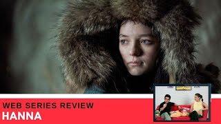 Hanna Web Series On Amazon Prime I Review I Just Binge