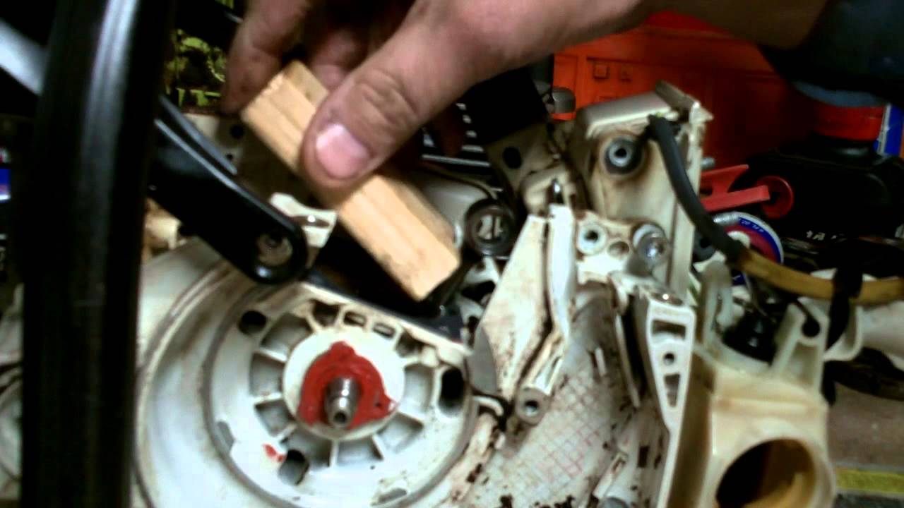 medium resolution of  stihl chainsaw repair how to chainsaw series stihl ms260 026 pro top end rebuild part 2 youtube
