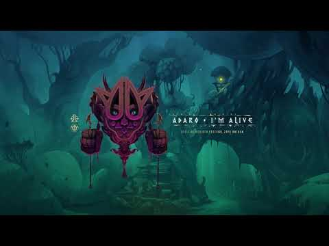 Adaro - I'm Alive (Official Rebirth Anthem 2019) OUT NOW