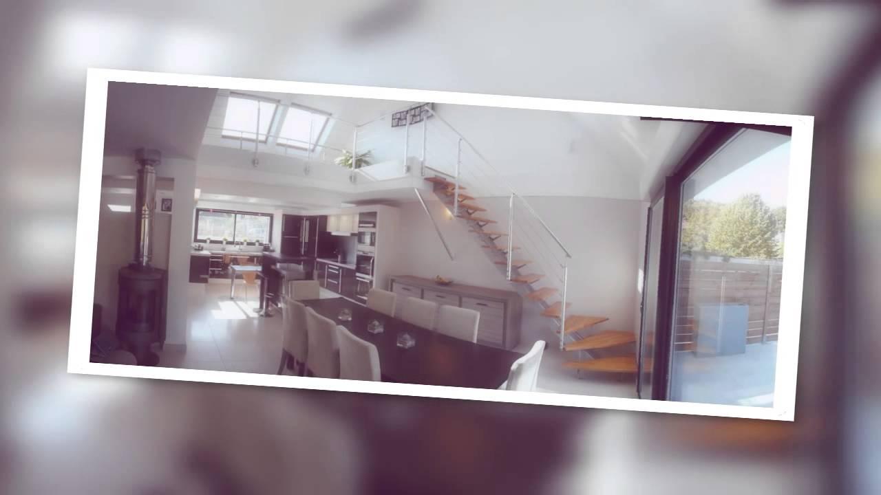 maison villebon 91 maison contemporaine villebon sur yvette 91 essonne a vendre youtube. Black Bedroom Furniture Sets. Home Design Ideas