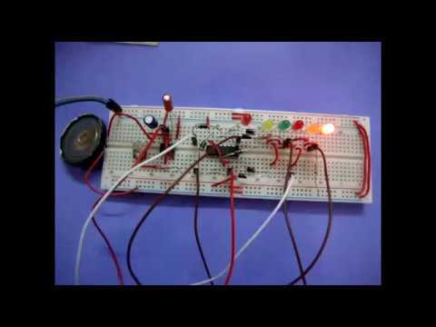 clock with led pendulum and tick tock sound youtube rh youtube com