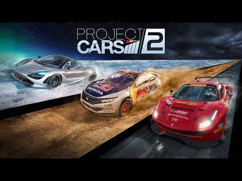 Project CARS 2 Launch Livestream