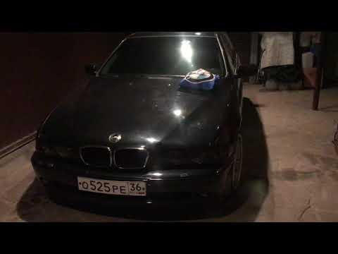 BMW E39 дёшево восстановить  датчик температуры наружной ос
