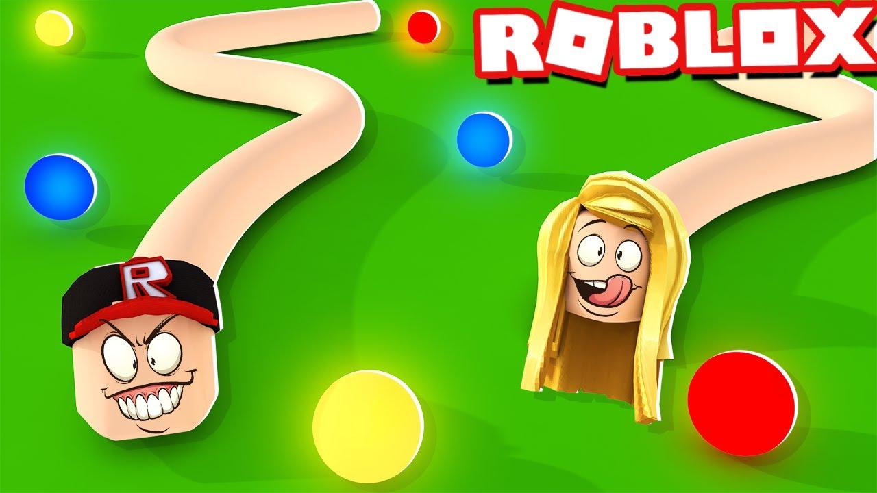 JAK ZOSTAĆ NAJDŁUŻSZYM ROBAKIEM W ROBLOX (Roblox Wormface) | Vito i Bella