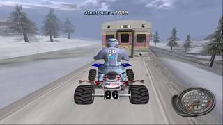 ATV Offroad Fury 3 - All Glitches and Cool Spots