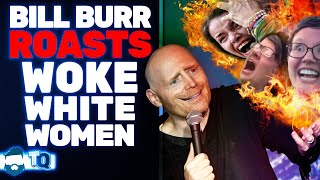 Bill Burr TRIGGERS Fake WOKE Women With SNL Opener!