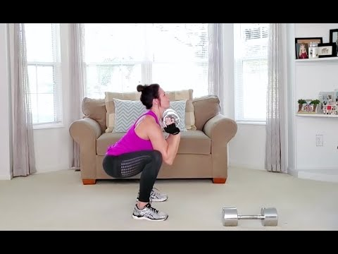 XTREME FITNESS STRENGTH WORKOUT WITH WEIGHTS