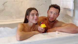 THE NIGHT SHIFT: couples bathtub q+a