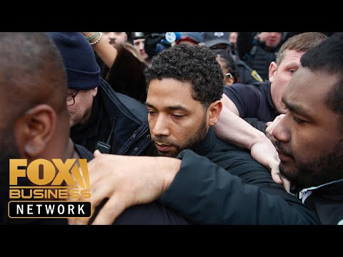 Jussie Smollett out on bail after court appearance
