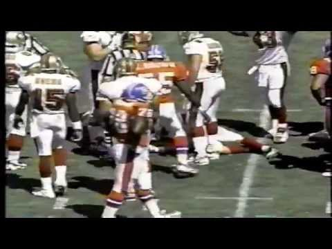Best Plays of NFL 1996 Season