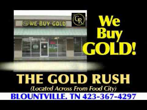 Cash for Gold Commercial - www.kingsportgoldrush.com and www.goldcalculator.co