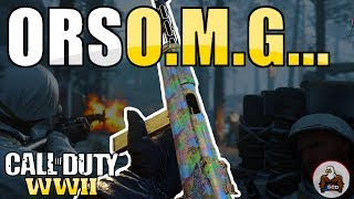 New Best Orso SMG Class Setup Updated After DLC 3 - CoD WW2