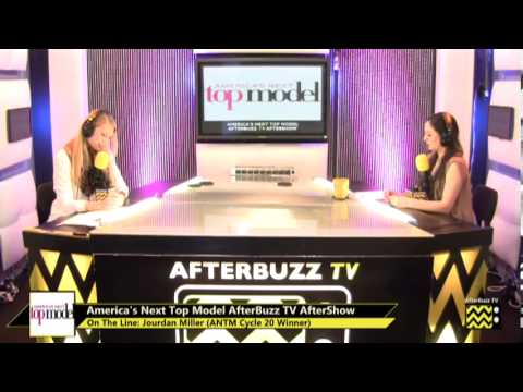 America's Next Top Model After Show Season 20 | Interview with Jourdan Miller | AfterBuzz TV