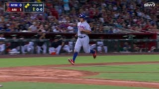 NYM@ARI: R. Rivera puts Mets on board with sac fly
