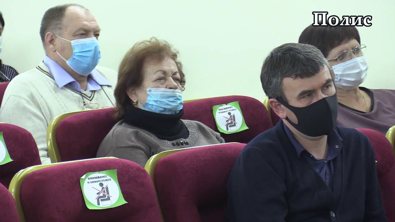 В Гулькевичском районе продолжаются отчетные сессии