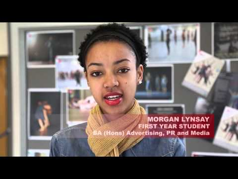 Middlesex University - BA (Hons) Advertising, PR and Media