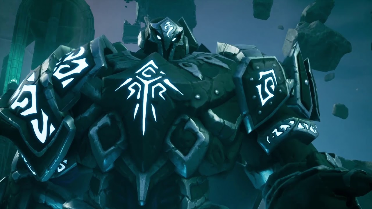Darksiders 3: Crucible Release Trailer