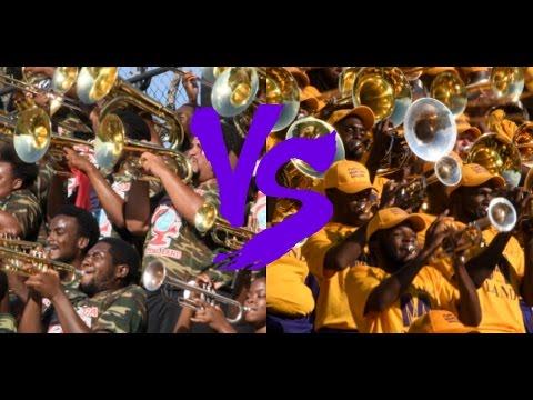 Talladega College vs Miles College - Southern Regional BOTB (FULL EVENT) - 2016