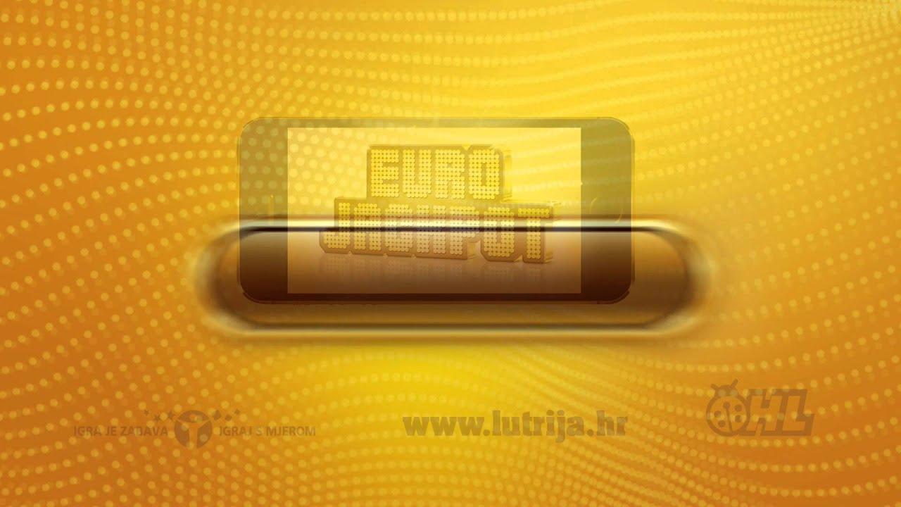 Osvoji 380 Milijuna Kuna Igraj Eurojackpot