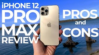 iPhone 12 Pro Max review: Pros and Cons