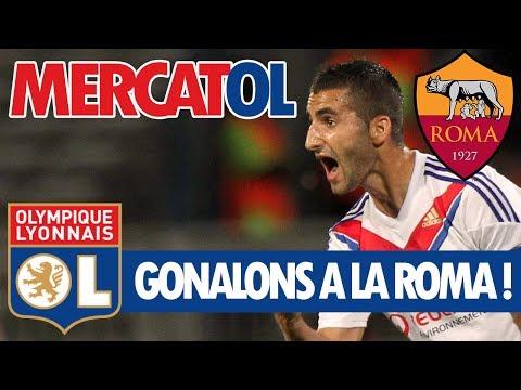 #MERCATOL | GONALONS A LA ROMA !
