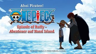 ONE PIECE - TV Special: Episode of Ruffy (Anime-Trailer HD)