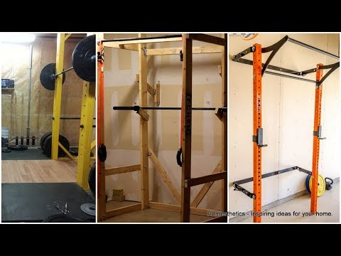 20 Awesome Homemade Squat Rack Ideas and Tutorials to Consider