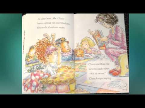 Fancy Nancy Pajama Day read by Morgan