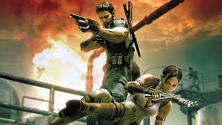 Resident Evil 5 New Game Co-Op Professional No Upgrades No Damage Rank S