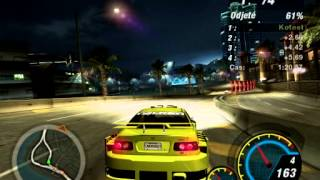 Need for Speed Underground 2,Honda Civic Sprint (HD)