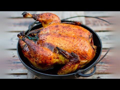 Курица в тандыре. Как готовить в тандыре.