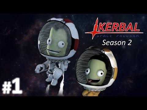 Ein neuer Anfang (KSP 1.0) - Let's Play Kerbal Space Program Season 2 #1 [DEUTSCH] [HD+]