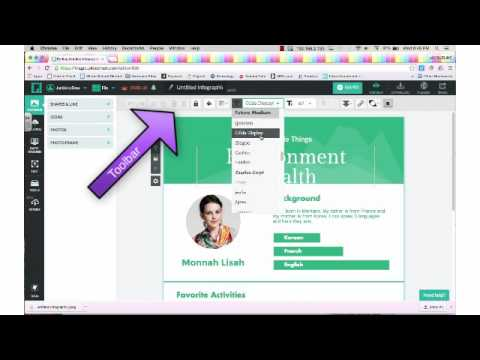 Infographic Tutorial infographic tutorial piktochart : Piktochart Tutorial - YouTube