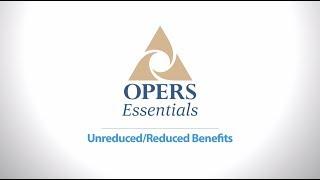 OPERS Health Reimbursement Arrangement (HRA)