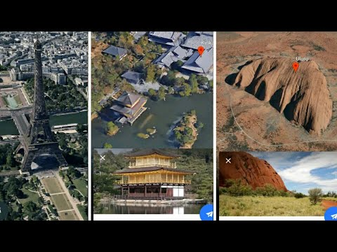 How To Download Google Earth Live Satellite Map 3D In India In Hindi