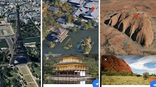 How to download google earth live satellite map 3D in india in hindi Free HD Video