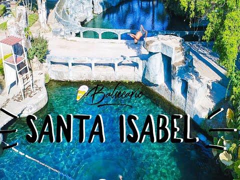 Conoce el balneario Santa Isabel, Morelos. (Gopro)