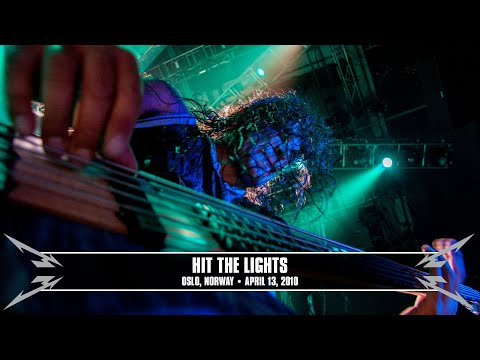 Metallica: Hit the Lights (MetOnTour - Oslo, Norway - 2010)