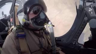 A-29 Super Tucano Cockpit Video • Close Air Support Plane