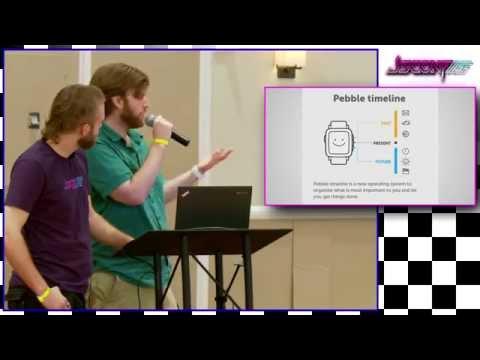 Pebble Timeline - A Web API For Your Wrist