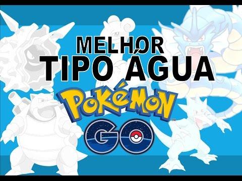Pokémon Tipo Água Com Mais CP - Pokémon Go Tutorial 2