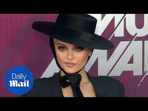 Bebe Rexha Commands Attention At The IHeart Radio Music Awards