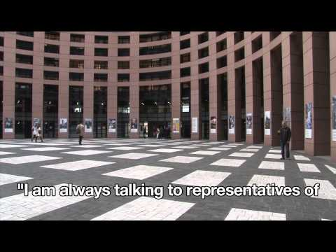 The European Parliament - How the European Legislation is enacted in Brussels (We Are Europe)