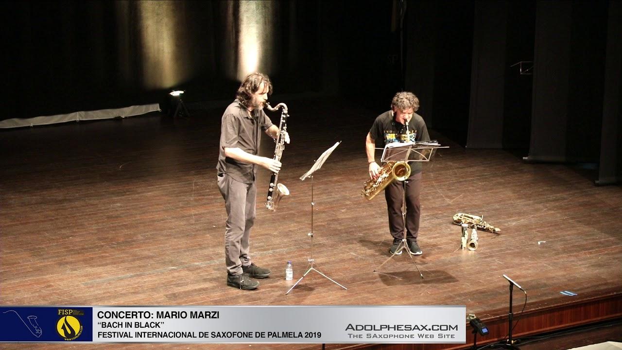 FISPalmela 2019 - Mario Marzi & Achille Succi - Bach in black VI