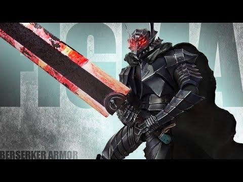 Repaint Skull Edition Max Factory figma Berserk Guts Berserker Armor ver