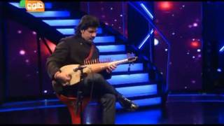 Humayun Sakhi best Rubab (from Afghan star show2012)