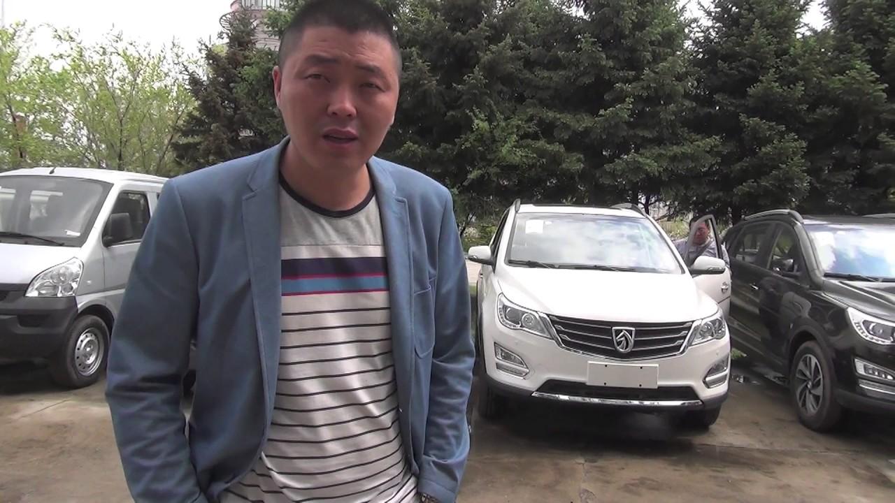 ТОП 5 лучших китайских автомобилей - YouTube