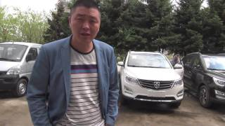 видео китайские авто
