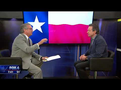 Author explains why Texans love their state