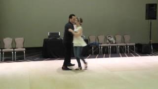 Balboa Spins and Turns - Mickey & Kelly
